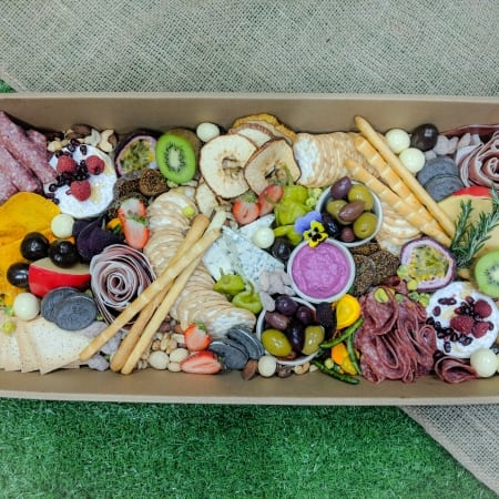 Grazing box platter catering brisbane