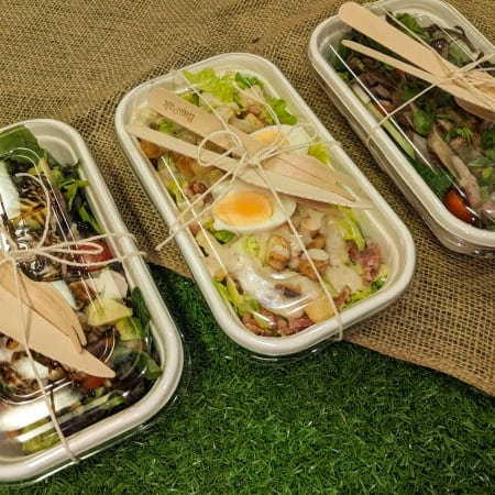 salad corporate catering